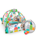 Bright Starts 5-in-1 Ball Play Activity Gym & Ball Pit Totally Tropical