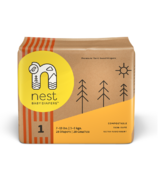 nest Baby Diapers Sustainable Plant Based Size 1