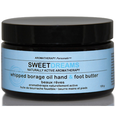 Nuworld Botanicals Sweet Dreams Whipped Borage Oil Hand & Foot Butter