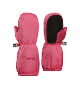 Kombi The Bear Paw Children Mitt Hot Pink