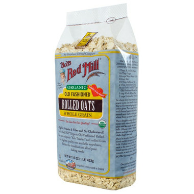 Bob\'s Red Mill Organic Rolled Oats