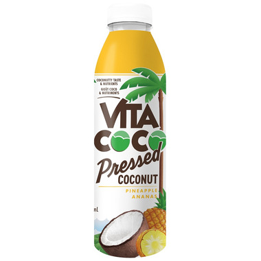 Vita Coco Pressed Pineapple Coconut Water