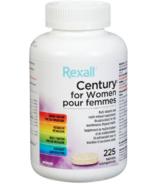 Rexall Century Multivitamin pour femmes