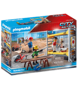Playmobil City Action Scaffolding with Workers