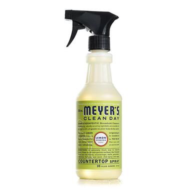 Mrs. Meyer\'s Clean Day Lemon Verbena Countertop Spray