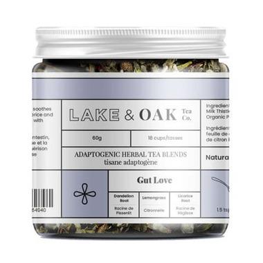 Lake & Oak Tea Co. Gut Love Jarred Tea