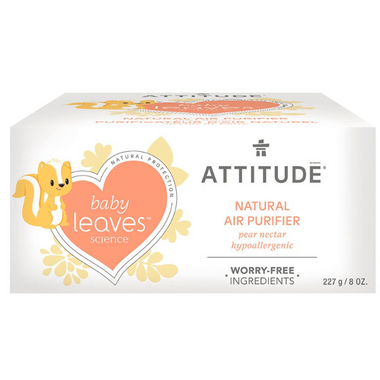ATTITUDE Baby Leaves Air Purifier Pear Nectar