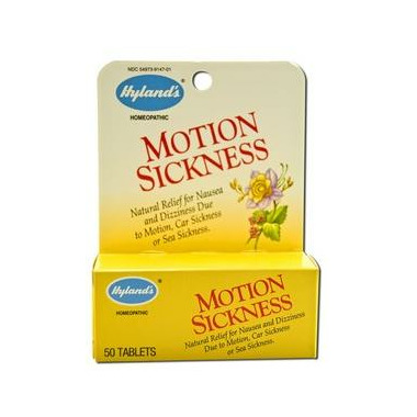 Hyland\'s Motion Sickness