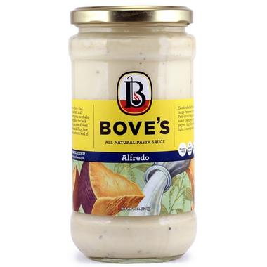 Boves Alfredo Sauce