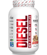 Perfect Sports DIESEL New Zealand Whey Protein Isolate Choc. Wafer Crisp