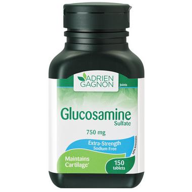 Adrien Gagnon Glucosamine Extra Strength 750 mg