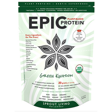 Sprout Living Epic Protein Green Kingdom