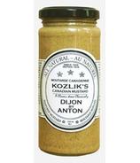 Kozlik's Dijon by Anton Mustard