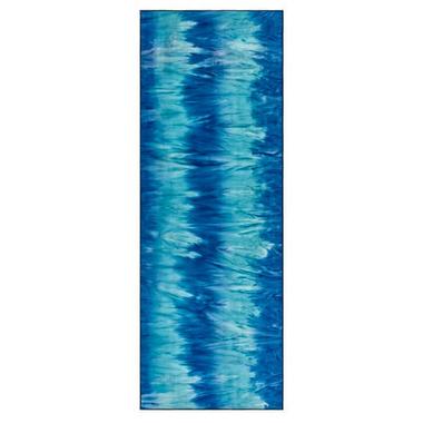Manduka eQua Mat Towel Pacific Blue HD