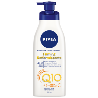 Nivea Q10 + Vitamin C Firming Body Lotion