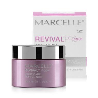 Marcelle Revival Pro-Sculpt Night Care