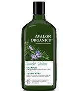 Avalon Organics Shampooing volumisant au romarin