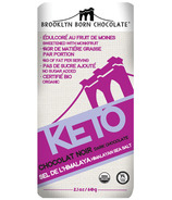 Brooklyn Born Chocolate Himalayan Sea Salt Keto Chocolate