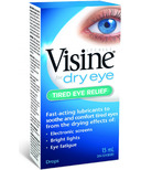 Visine Tired Eye Relief Eye Drops