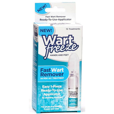 Wart Freeze Hands & Feet