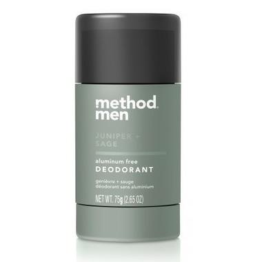Method Men Aluminum Free Deodorant Juniper + Sage
