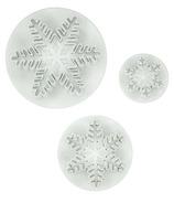 Snow Flake Fondant Cutters