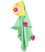 Zoocchini Toddler Towel Marietta the Mermaid