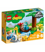 LEGO Duplo Jurassic World Gentle Giants Petting Zoo