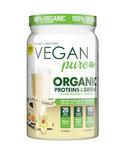 Vegan Pure Organic Protein & Greens Vanilla