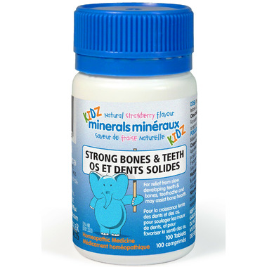 Martin & Pleasance Strong Bones & Teeth Kidz Minerals