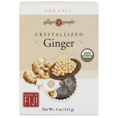 Ginger People Organic Crystallized Ginger