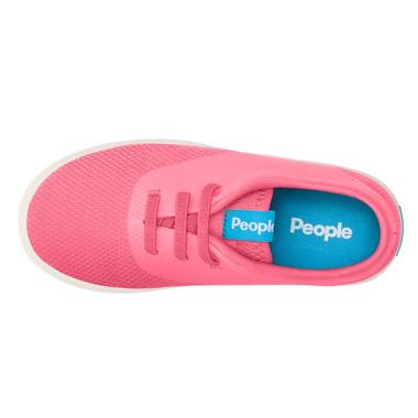 People Footwear Stanley Child Playground Pink & Picket White