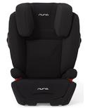 Nuna AACE High Back Booster Seat Caviar