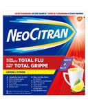 NeoCitran Ultra Strength Total Flu Night Lemon