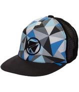 Calikids Trucker Hat Blue Combo