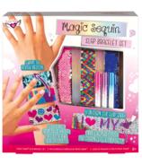 Fashion Angels Magic Sequins Slap Bracelet Design Kit