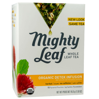 Mighty Leaf Detox Infusion Organic Tea