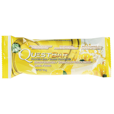 Quest Nutrition Lemon Cream Pie Protein Bar