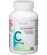 Rexall Vitamin C 500mg No Flavour