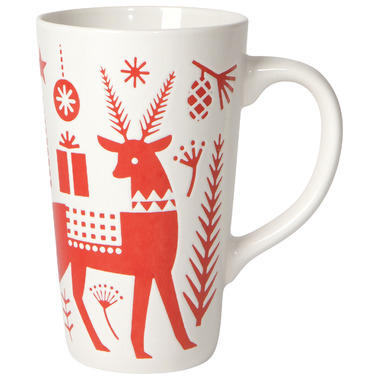 Now Designs Mug Tall Yuletide