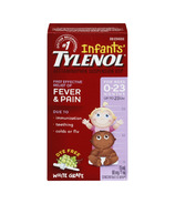 Infants' Tylenol Fever & Pain Suspension Drops