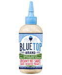 Blue Top Brand Garlic Hatch Hot Sauce