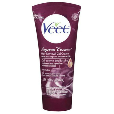 Veet SUPREM\' ESSENCE Hair Removal Gel Cream