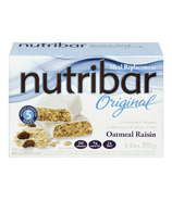 Nutribar Original Oatmeal Raisin Bars