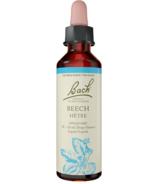 Élixir floral de Bach Beech