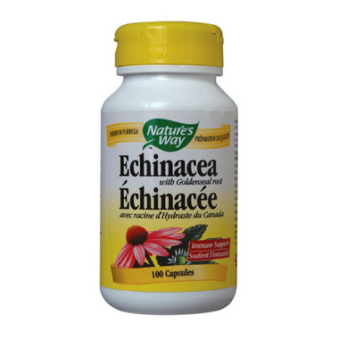 Nature\'s Way Echinacea with Goldenseal Root