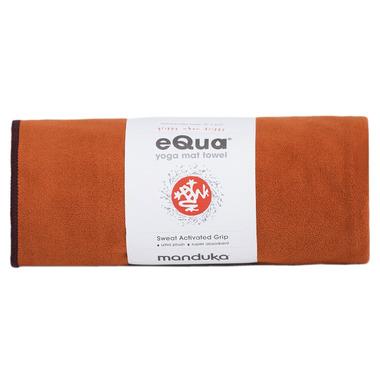 Manduka eQua Hand Towel Caramel