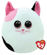 Ty Squish-A-Boos Muffin Le Chat