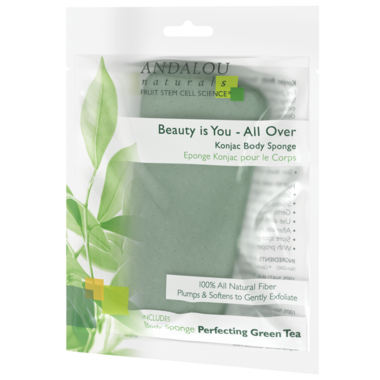 ANDALOU naturals All-Over Konjac Body Sponge
