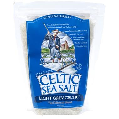Celtic Sea Salt Light Grey Sea Salt Large